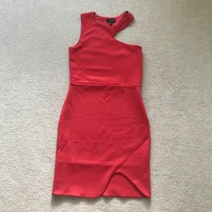 Topshop cocktail dress
